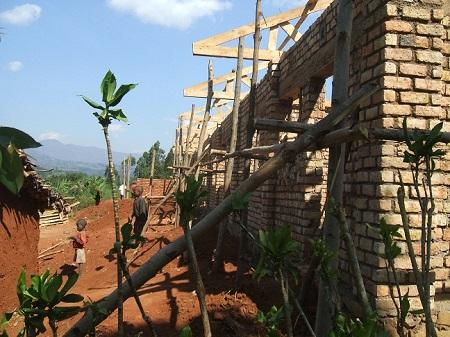 Lwanwa mur chantier