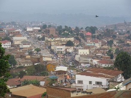 Bukavu /Place Munzihirwa